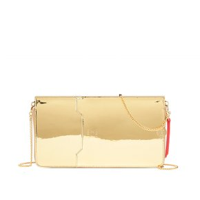 Thomas Organizer Clutch Mirror Gold (0JSJ5CL40101F)
