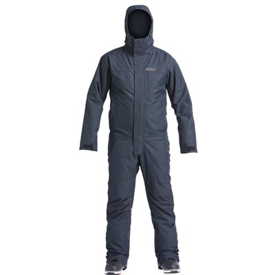 19 AIRBLASTER INSULATED FREEDOM SUIT BLACK (19 에어블라스터 성인 보드슈트)