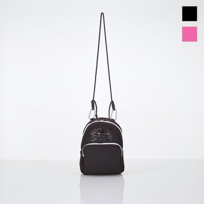 [L.P.Y] SGLS spangle 2way sling-bag (2color)