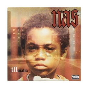 [USED VINYL] Nas-Illmatic