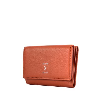 [조셉앤스테이시] Easypass 3 Folded Wallet Sand Orange