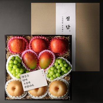 [과일연가]과일연가 사과배 7kg선물세트 외 옵션
