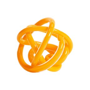 Knot No.2 S Warm Yellow