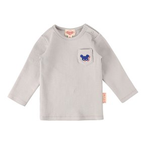 Basic baby shadow pino long sleeve tee / BP8324101
