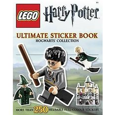 Lego Harry Potter Hogwarts Collection: Ultimate Sticker Collection (Paperback)