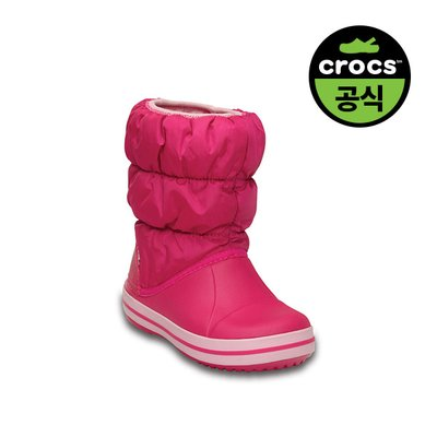 키즈 WINTER PUFF BOOT KIDS CPK (20FKBT14613)
