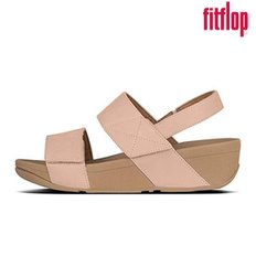 미나 여성용 샌들 비치우드 FITFLOP MINA BACK STRAP BEACH WOOD X11-734