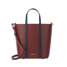 2WAY BUCKET BAG MARSALA