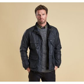 [BARBOUR X BROMPTON] 바버X브롬톤 머턴 자켓 네이비 (Barbour Merton Jacket NAVY) BAG2MWX1217NY71