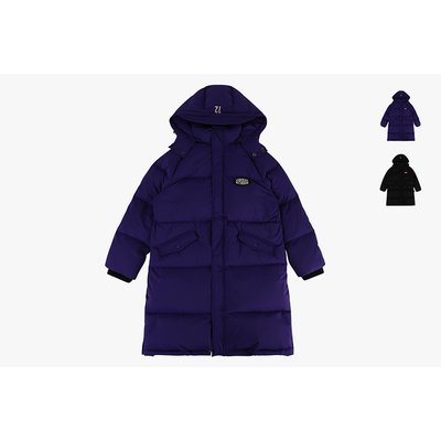 [20% SALE] Icebiscuit puffy long down coat