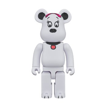 400% BEARBRICK BELLE
