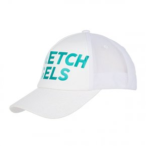 Logo mesh mix cap (Green) (SXCP02841)