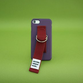 SUN CASE ROYAL LILAC BURGUNDY (NONE)