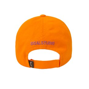 [골스튜디오] CELEBRATION CAP - ORANGE