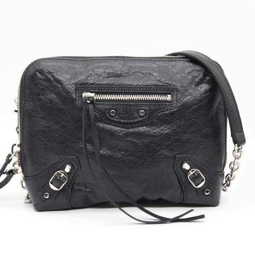 Balenciaga Classic Leather Chain Shoulder Bag 5b3cff965eb8b
