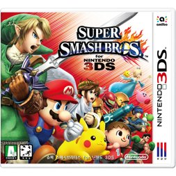3DS)슈퍼스매시브라더스:for 3DS