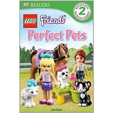 LEGO Friends: Perfect Pets (Paperback)