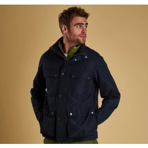Inchkeith 야상 캐주얼 자켓 인디고 (Barbour Inchkeith Casual) BAI1MCA0534IN71