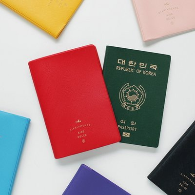 AIRE PASSPORT COVER-이널