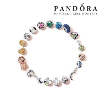 [판도라(PANDORA)]♥참 케이스,쇼핑백 증정♥ 판도라 팔찌/참/반지 BEST 모음