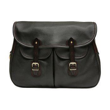 브래디 Ariel Trout Leather Large Bag 체스트넛