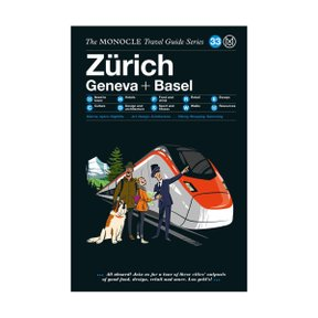 Monocle Travel Guide Zurich 33