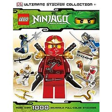 Lego Ninjago Ultimate Sticker Collection (Paperback)