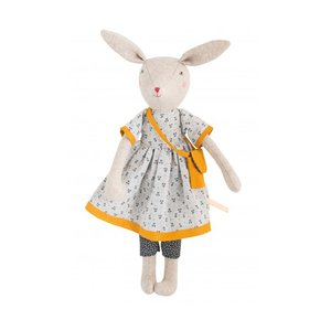 엄마토끼인형 La Famille Mirabelle Rose Mommy Rabbit 40cm