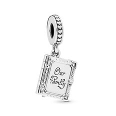 판도라 정품 Family Book Pendant Charm 798105