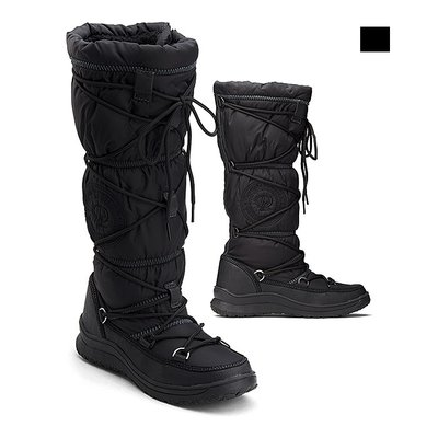 ★3일배송/기획특가★ Casual Padding Long Boots DLPK17000_4cm