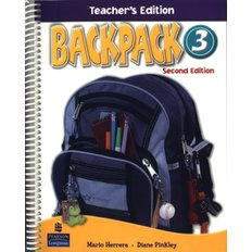 Backpack 3 : Teacher`s Guide (Paperback/ 2nd Ed.)