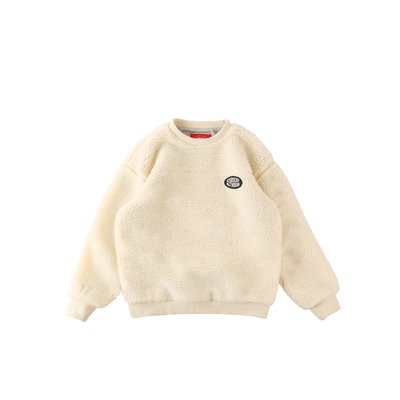 [20% SALE] Icebiscuit sherpa fleece pullover