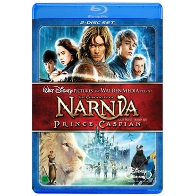 [Blu-Ray]나니아 연대기 2 - 캐스피언 왕자/The Chronicles Of Narnia 2 - Prince Caspian (2 Disc)