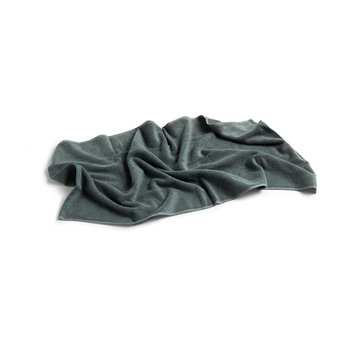 Frotte Guest Towel Dark Green
