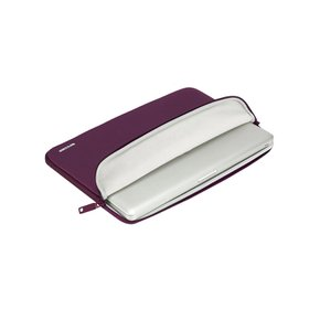 Classic Sleeve for MacBook Pro 13- Thunderbolt (USB-C) & Retina & New MacBook Air featuring Ariaprene™ - Aubergine