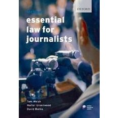 McNae`s Essential Law for Journalists (Paperback/ 19th Ed.)