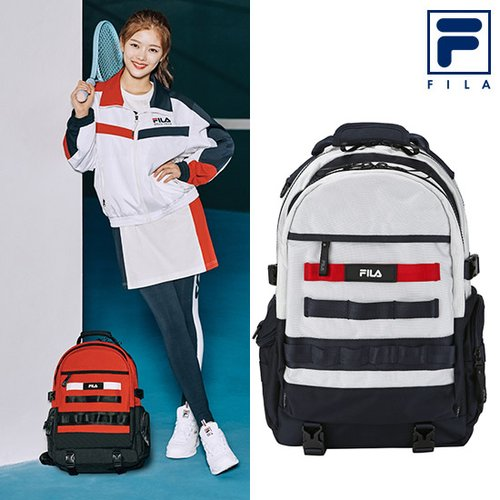 [FILA] ★휠라★ 포스 백팩 _OWH (FILAS_FS3BPA5001X_OWH_)