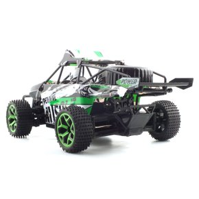 [2.4GHz]1/18 4WD Buggy Muscle 최대속도 20km/h RTR (ZC358154GR) 스피드버기 R/C