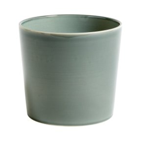Botanical Family Pot L Dusty Green