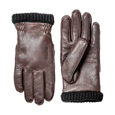 Deerskin Primaloft Rib DARK BROWN