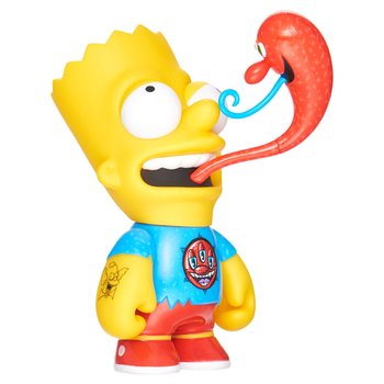 THE SIMPSONS KENNY SCHARF BART 미디엄 피규어