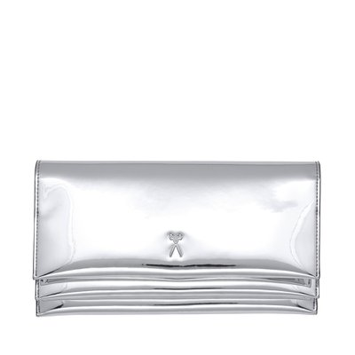 [조셉앤스테이시] OZ Organizer Clutch Mirror Silver