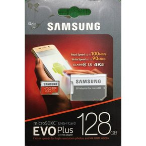 삼성 MicroSDXC EVO Plus 128GB