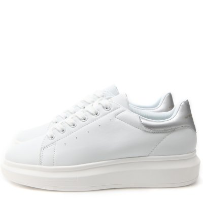 돔바 하이 포인트 (HIGH POINT (WHITE/SILVER)) [H-9113]