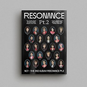 [예약판매] NCT(엔시티) - The 2nd Album RESONANCE Pt.2 [Arrival Ver.]