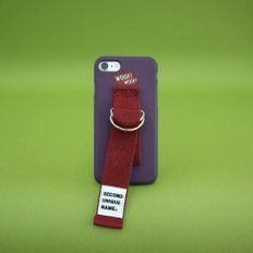 SUN CASE ROYAL LILAC BURGUNDY (WORD)