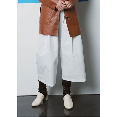 [PLAC] 여성 WOMENS TUCK WIDE PANTS (PWON3PTL71W0E6)