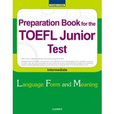 Preparation Book for the TOEFL Junior Test - Language Form and Meaning Intermediate