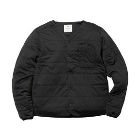 스노우피크 Flexible Insulated Cardigan Black