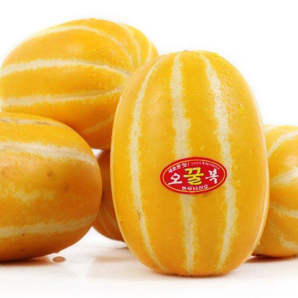 맛있는 성주 꼬마 꿀참외 2kg(10~13과)